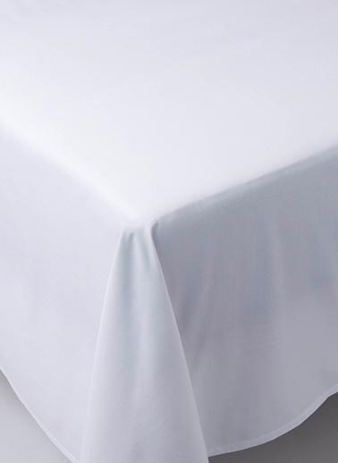 Chakra Classic Uni Queen Size Lastikli Çarşaf Ekru